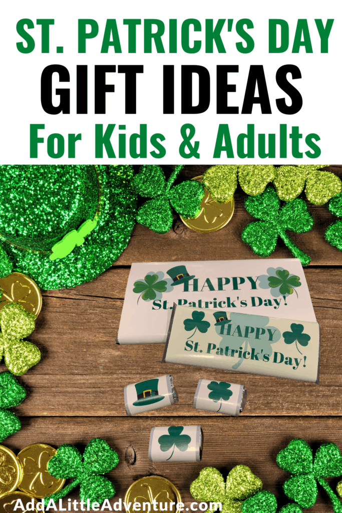 St. Patrick's Day Gift Ideas for Kids and Adults