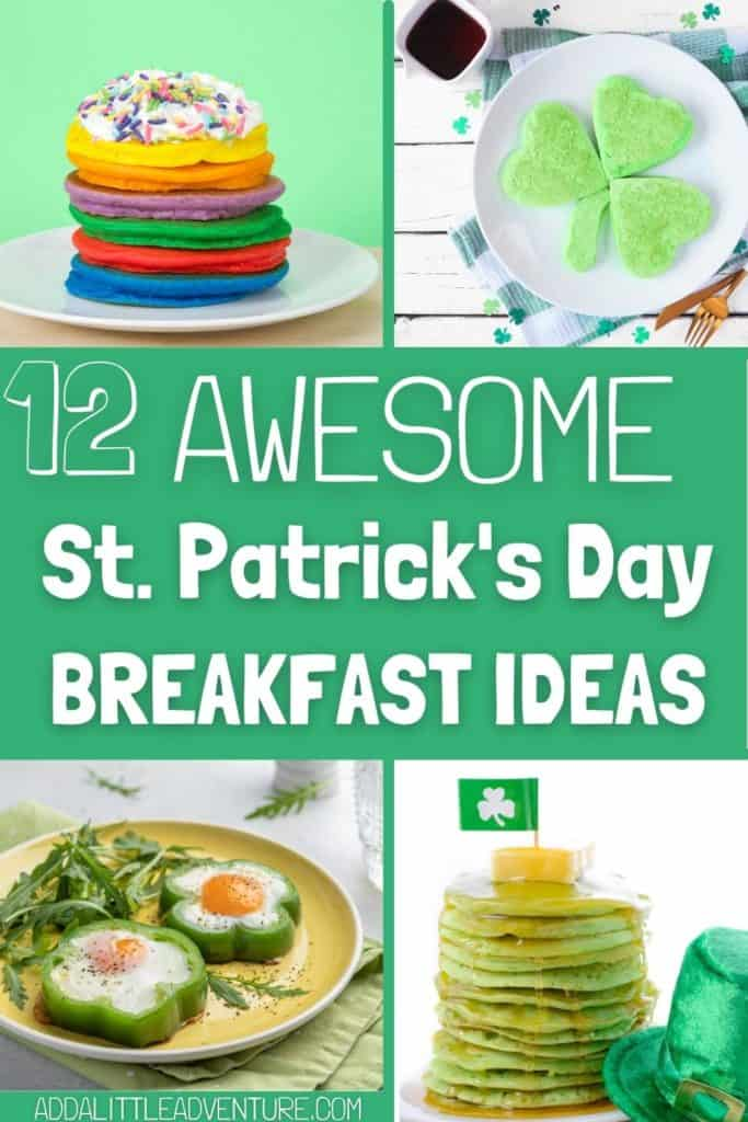 12 Awesome St. Patrick's Day Breakfast Ideas