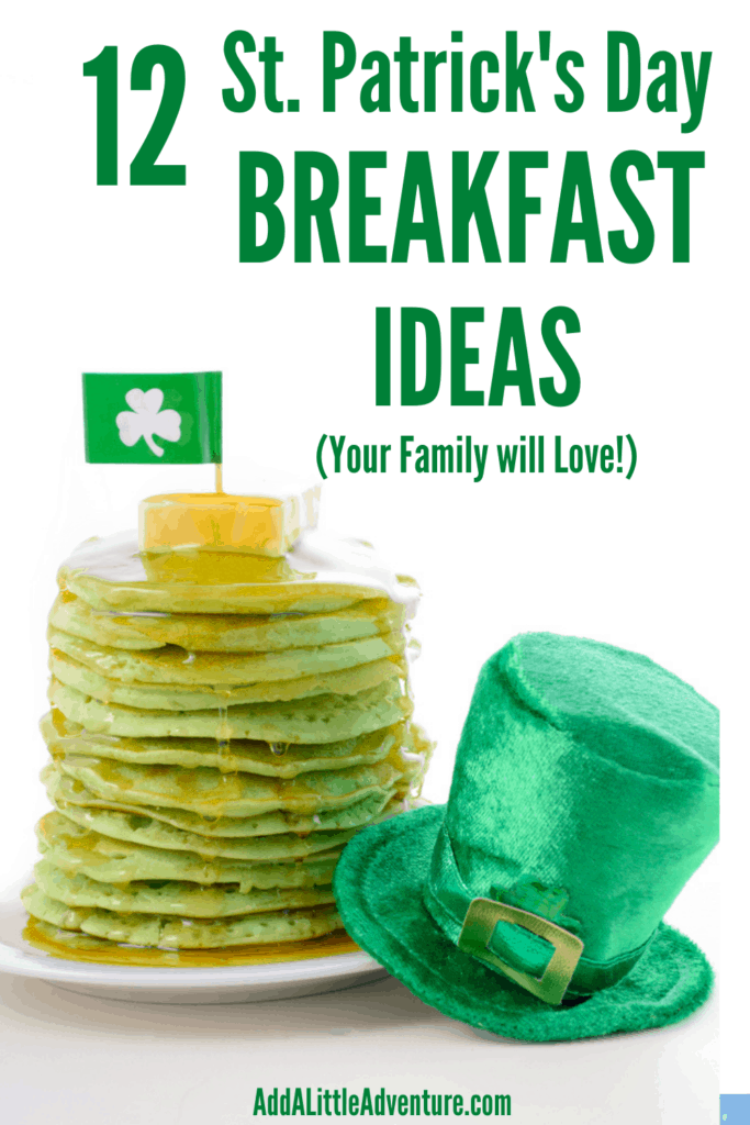 12 St. Patrick's Day Breakfast Ideas Your Family Will Love