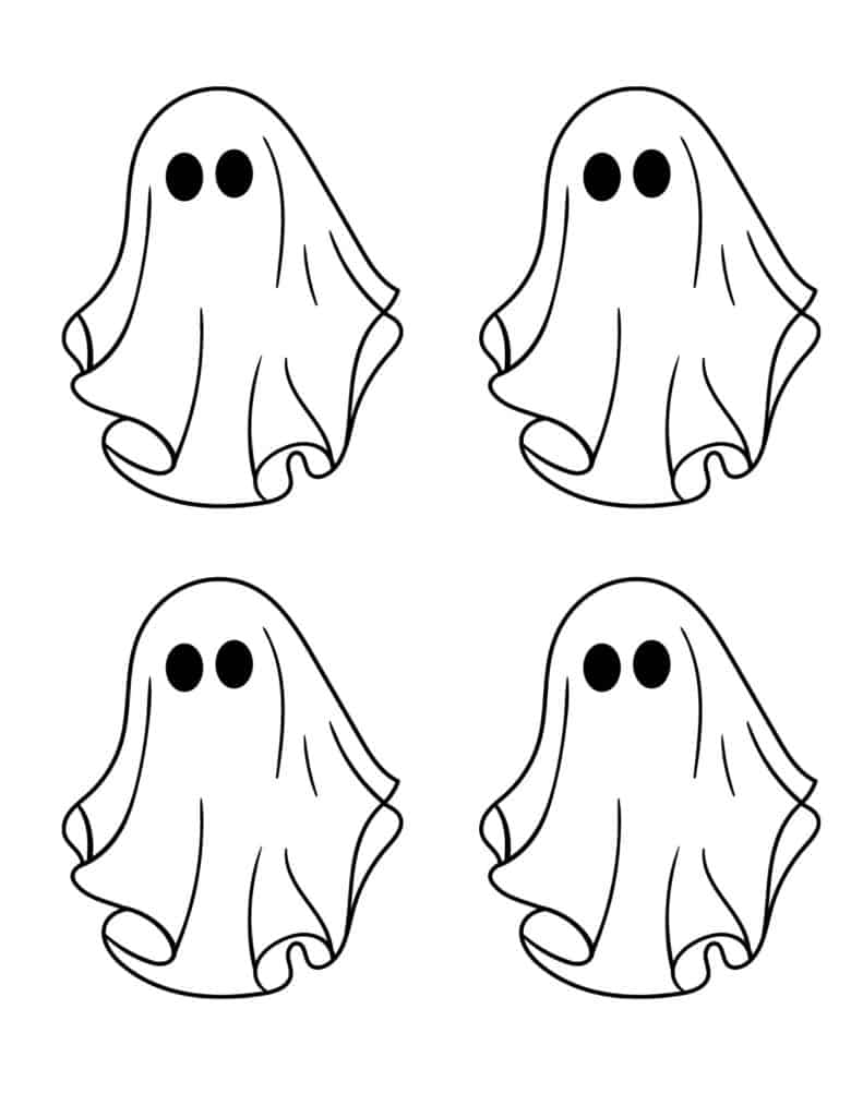 Medium ghost outlines - page 2