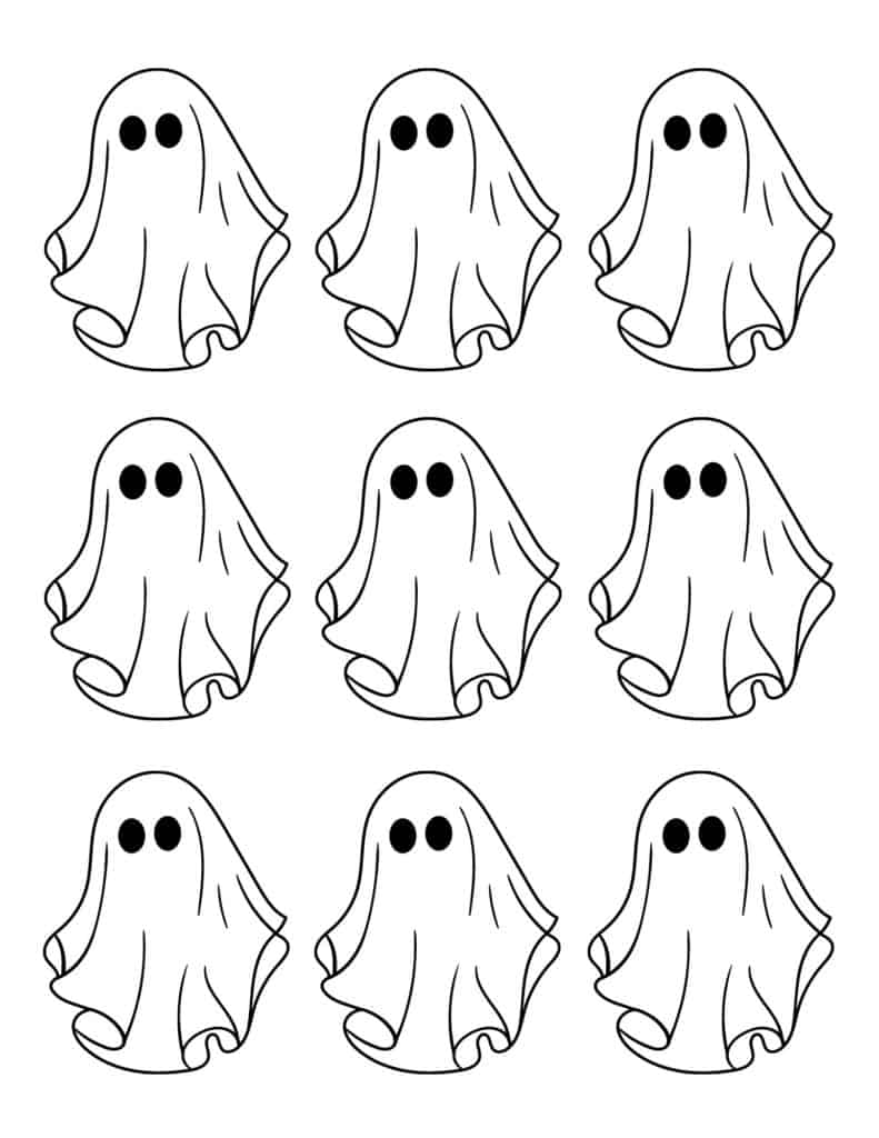 Small ghost outlines - page 2